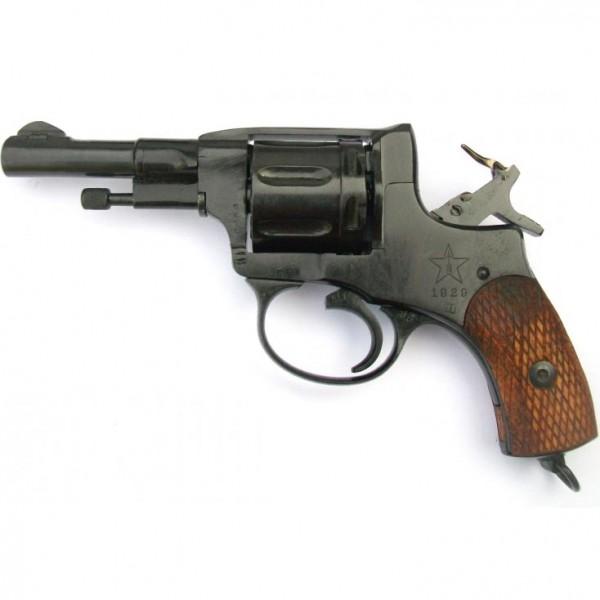 Револьвер под патрон Флобера Наган НКВД, Командирский укороченный