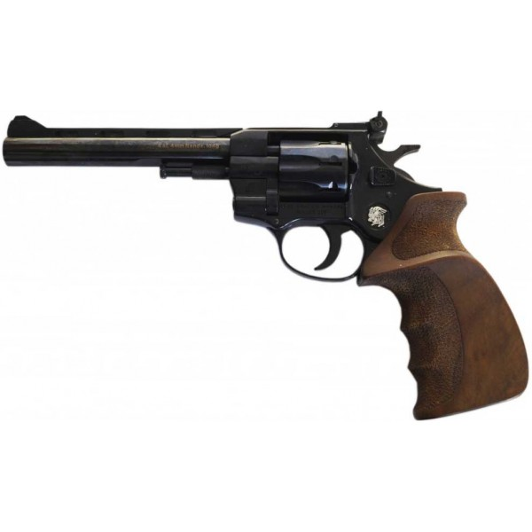 Револьвер под патрон Флобера Weihrauch HW4 6