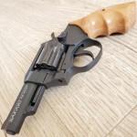 Револьвер под патрон Флобера РФ Сафари 431 м PRO