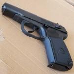Пистолет Макаров ПМ Р-411