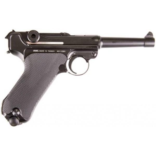 Пневматический пистолет KWC Luger P-08