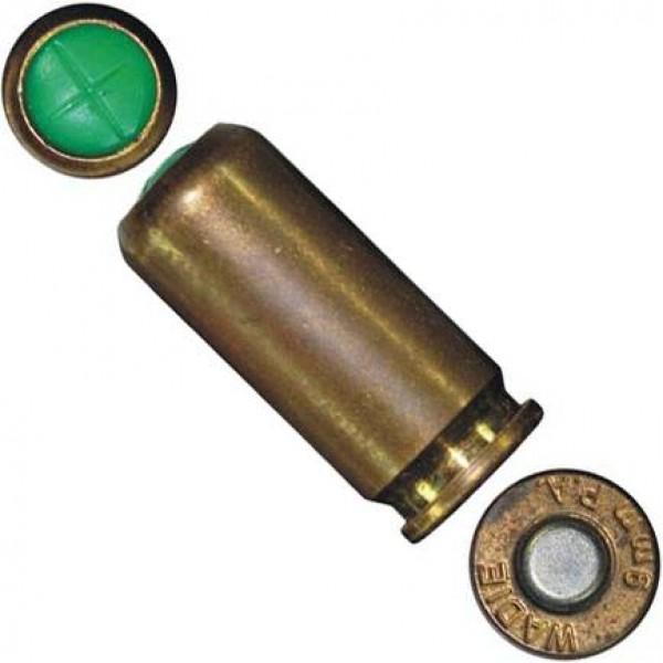 Патроны холостые пистолетные 9 мм.
